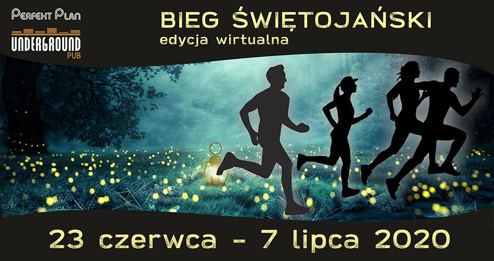 Bieg wirtualny 2020 - Bieg Świętojański