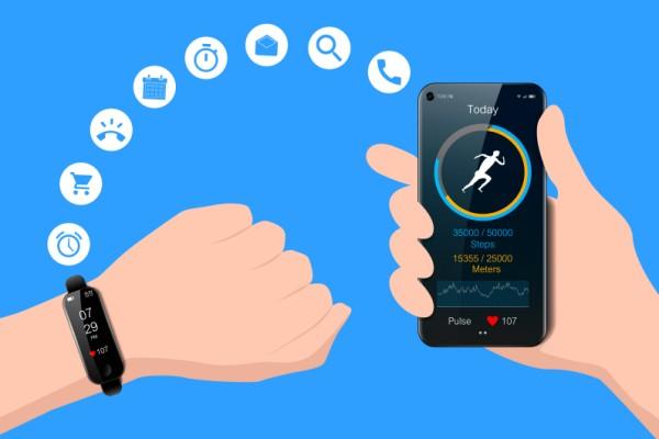 Smartwatch sportowy