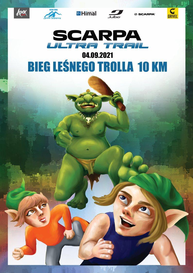 Bieg Leśnego Trolla